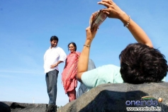 Nani and Nithya Menon