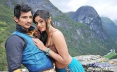 Jeeva and Karthika Nair