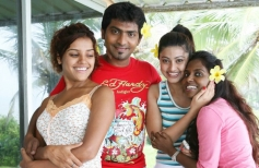 Piaa Bajpai, Vaibhav Reddy and Sneha