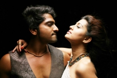 Vaibhav Reddy and Sneha