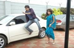 Ramesh Aravind and Sanjana