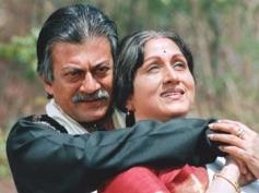 Ananth Nag with Bharati