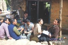 Manav Kaul, Badrul Islam, Deepak Dobriyal