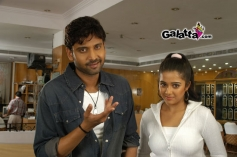 Sumanth and Charmy Kaur