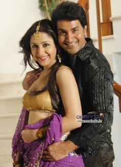 Mallika Kapoor and Harish Raj