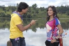 Ajay Rao and Nidhi Subbaiah