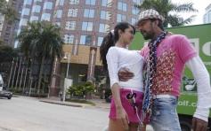 Aindrita Ray and Sudeep