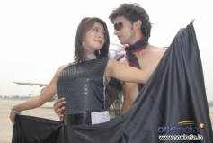 Radhika Pandit and Tarun Chandra