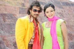 Vijay Raghavendra and Meghana Gaonkar