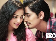 Nithya Menen and Siddharth