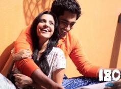 Priya Anand and Siddharth
