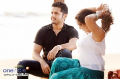 Nitin Kumar and Nithya Menon