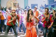 Salman Khan, Katrina Kaif, Akshay Kumar