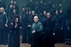 Helena Bonham Carter, Ralph Fiennes, Jason Isaacs