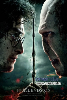 Harry Potter and the Deathly Hallows: Part II - First Look