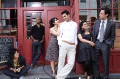 John Abraham, Pakhi Tyrewala, Raghu Ram, Manasi Scott, Anaitha Nair