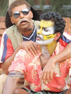 Arya and Vishal Krishna