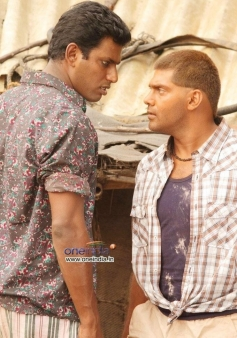 Vishal Krishna and Arya