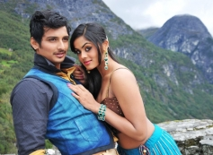 Jeeva and Karthika Nair