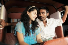 Taapsee Pannu and Dhanush