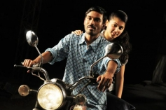 Dhanush and Taapsee Pannu