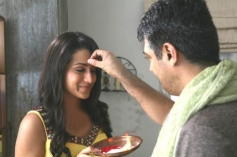 Trisha Krishnan and Ajith Kumar