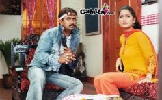 Arjun Sarja and Laila