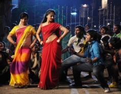 Anushka Shetty and Silambarasan