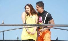 Ramya and Duniya Vijay