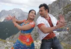 Navya Nair and Darshan
