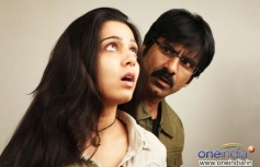 Charmy Kaur and Ravi Teja