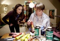 Ellen Page, Rainn Wilson