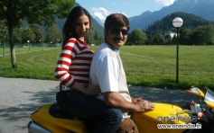 Jennifer Kotwal and Srikanth