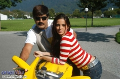 Srikanth and Jennifer Kotwal