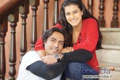Arjun Rampal and Kajol