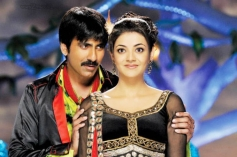 Ravi Teja and Kajal Agarwal