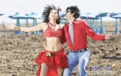 Tapsee Panu and Ravi Teja