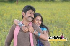 Jagapati Babu and Kalyani