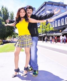 Sheela and Balakrishna