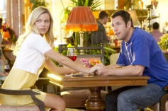 Brooklyn Decker and Adam Sandler