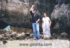 Nagarjuna Akkineni and Asin Thottumkal