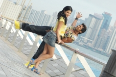 Shruti Haasan and Suriya