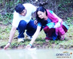 Vikram and Shwetha