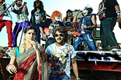 Nayantara and Upendra