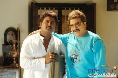 Komal and Vishnuvardhan