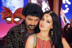 Kalyan Ram and Sana Khan