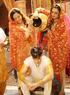 Hema Malini, Rekha, Luv Sinha