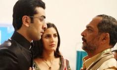 Ranbir Kapoor, Katrina Kaif, Nana Patekar