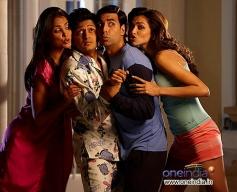 Lara Dutta, Ritesh Deskhmukh, Akshay Kumar, Deepika Padukone