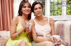 Lara Dutta, Deepika Padukone